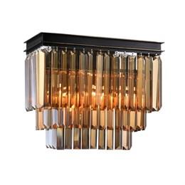 Настенный светильник 31100 31102/A black+gold