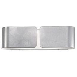 Настенный светильник Clip CLIP AP2 MINI ARGENTO