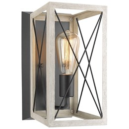Настенный светильник Karolyn TL1180B-01BK