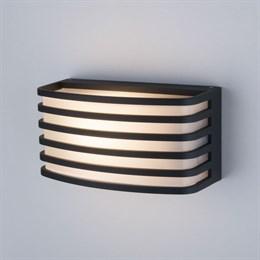 Настенный светильник уличный  1409 TECHNO чёрный