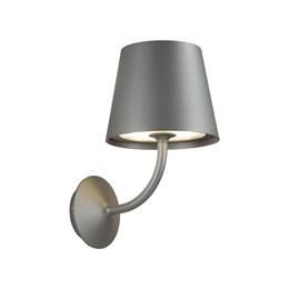 Настенный фонарь уличный Elin 4608/7WL