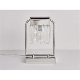Интерьерная настольная лампа 4200 4201/T chrome