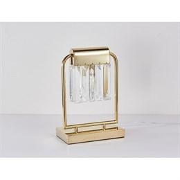 Интерьерная настольная лампа 4200 4201/T gold