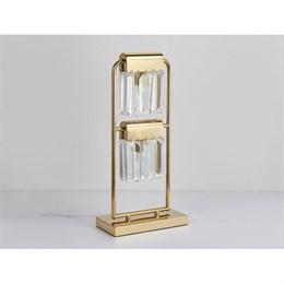 Интерьерная настольная лампа 4200 4202/T gold