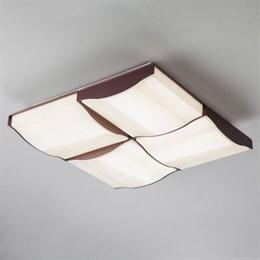 Потолочный светильник Relief 90031/4 кофе