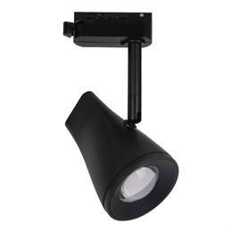 Трековый светильник Hardi Hardi Черный 9W 4200K (LTB18)